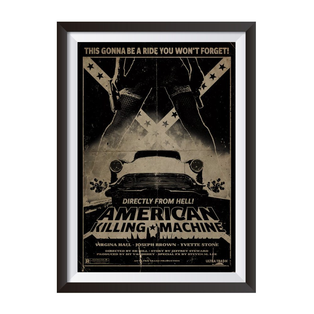 ultratrash-american-killing-machine-poster