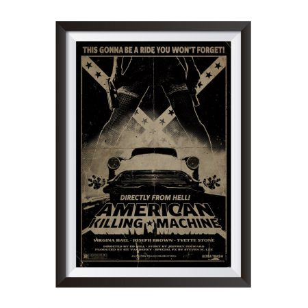 American Killing Machine – Poster