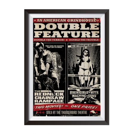 Double Feature – Poster