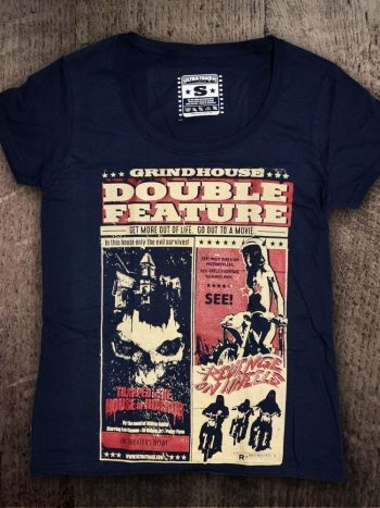 Double Feature 2017 – Girlie Shirt