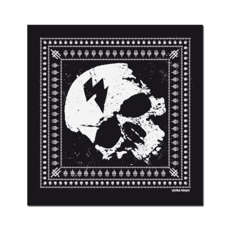 Exploited Skull Bandana