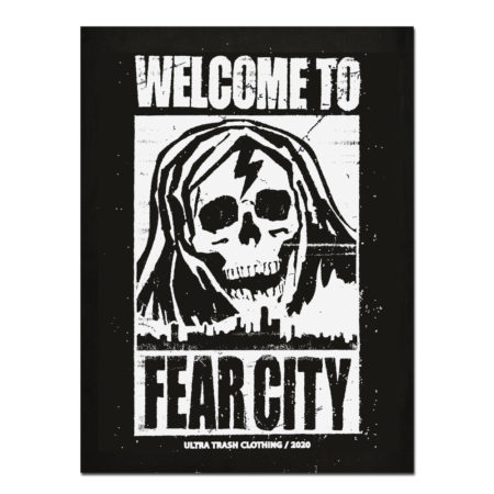 Fear City Patch