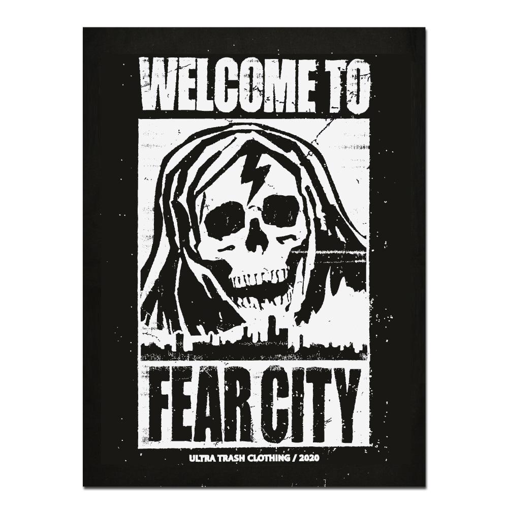 Fear City Patch