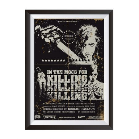 In the mood for Killing – Poster