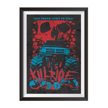 Kill Ride | Poster