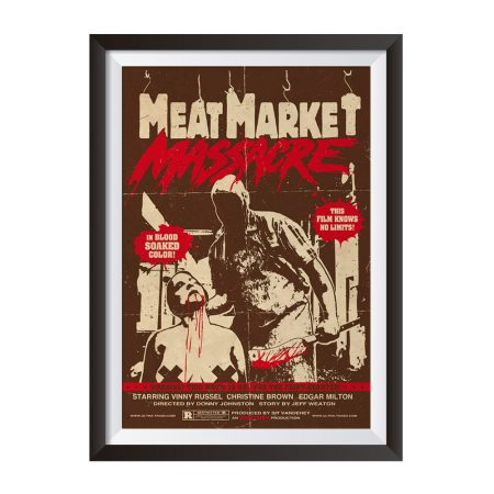 Meat Market Massacre – Poster