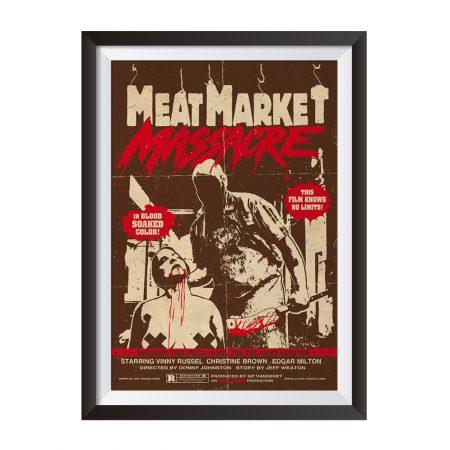 Meat Market Massacre – Poster