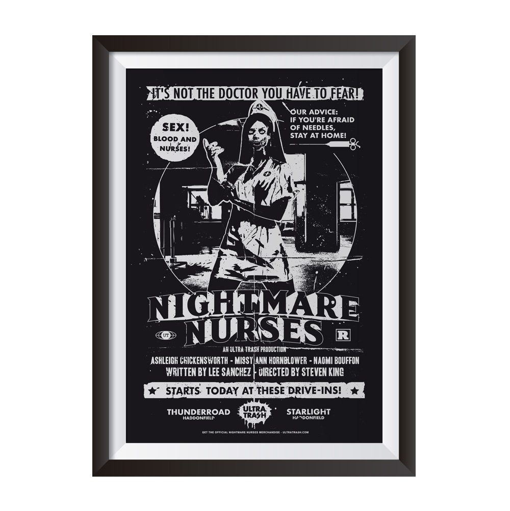 Nightmare Nurses | Poster