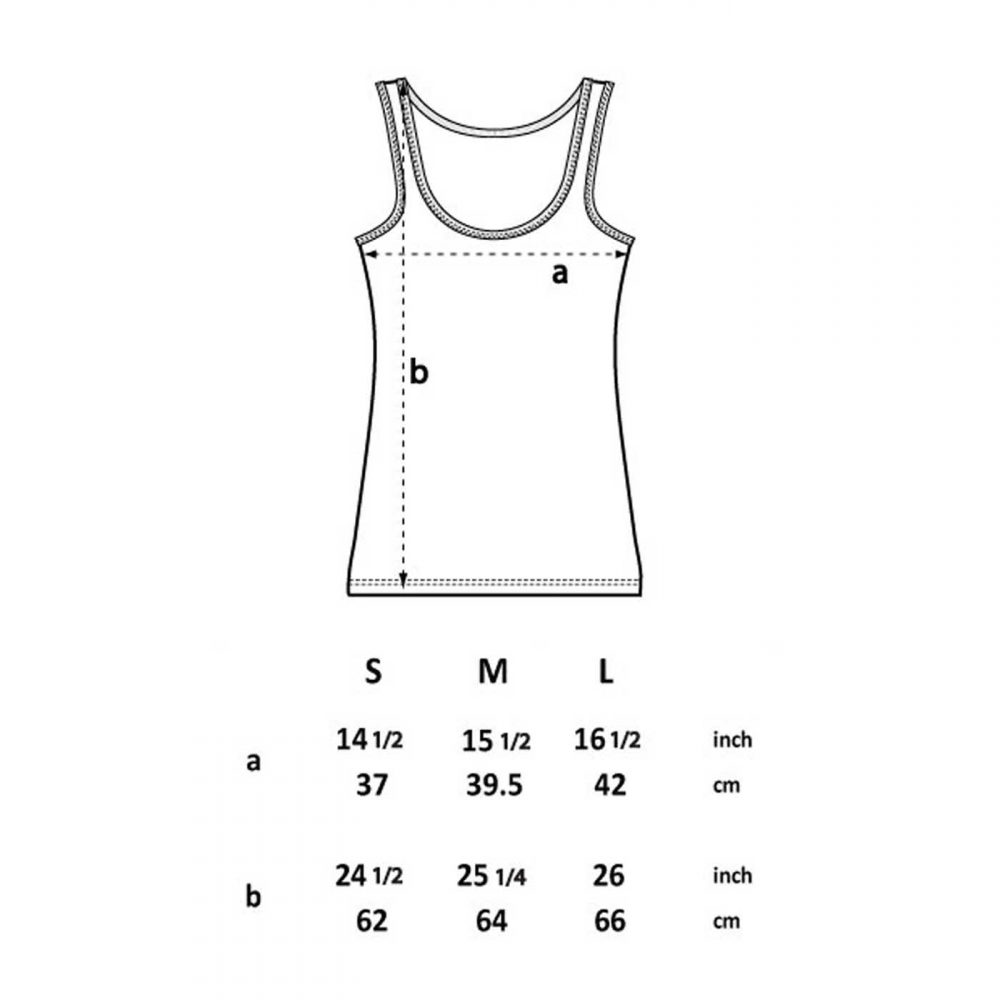 Ultra Trash Tank Top Sizes