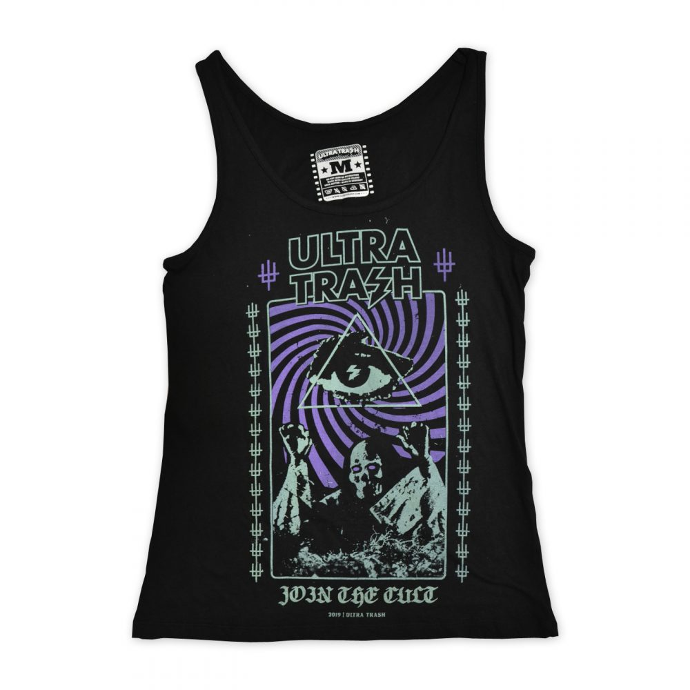 The Cult Tank Top