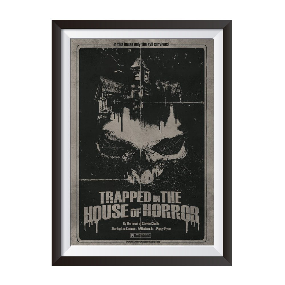 ultratrash-trapped-in-the-house-of-horror-poster