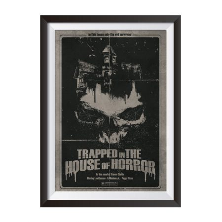 Trapped in the House of Horror – Poster