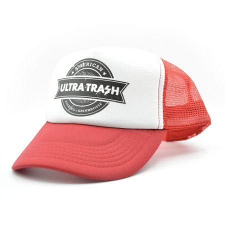Vintage Cap Red