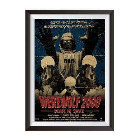 Werewolf 2000 – Poster