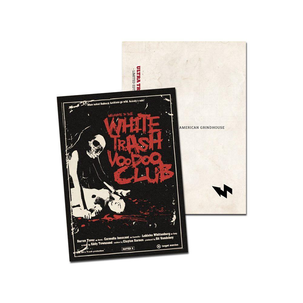 ultratrash-white-trash-voodoo-club-postkarte