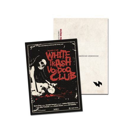 White Trash Voodoo Club – Postkarte