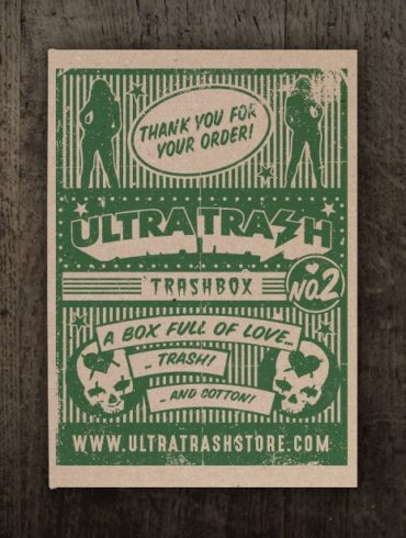 Ultra Trash - Trashbox no2 | www.ultratrash.com