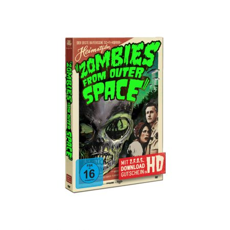 Zombies from outer Space – DVD