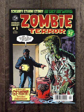 Zombie Terror #1